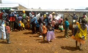 line-of-patients-waiting-to-be-seen-morsel-of-faith-ministries
